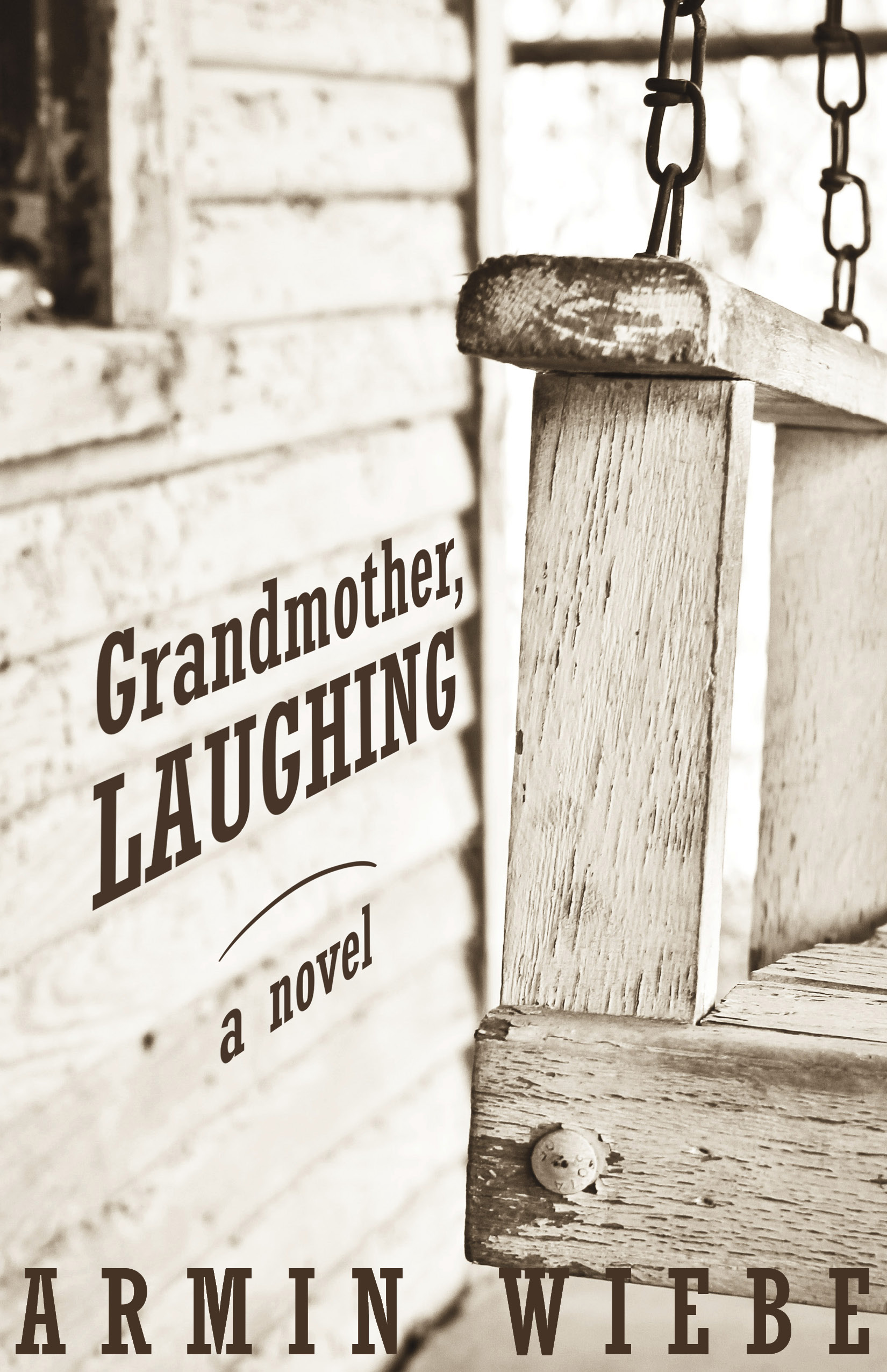Grandmother Laughing9780888016171