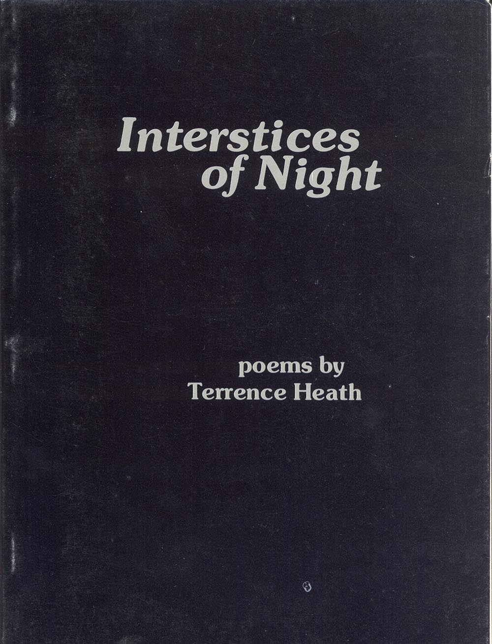 Interstices of Night by Terrance HEath