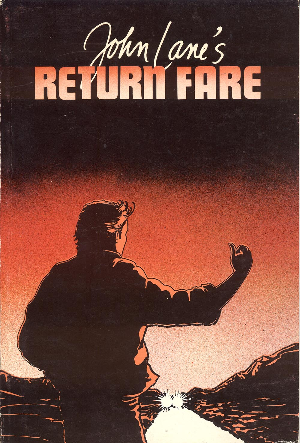 Return Fare by John Lane
