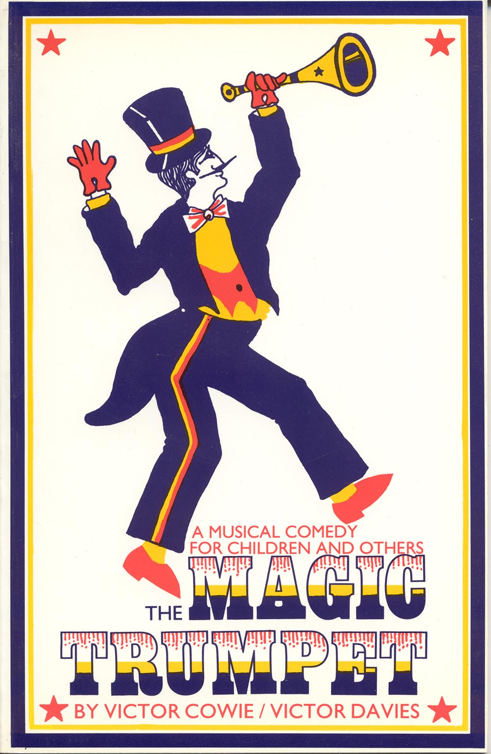 The Magic Trumpet by Victor Cowie and Victor Davies