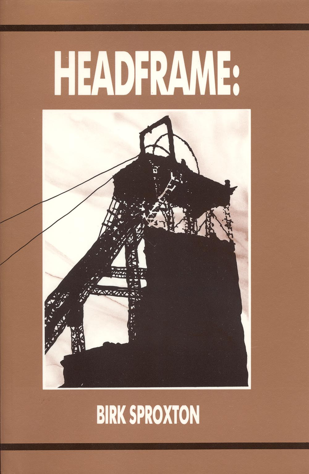 Headframe by Birk Sproxton