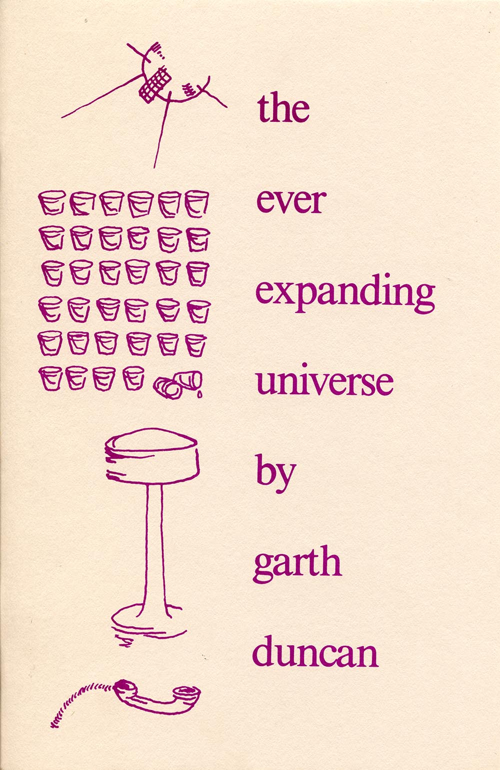 The Ever Expanding Universe by Garth Duncan