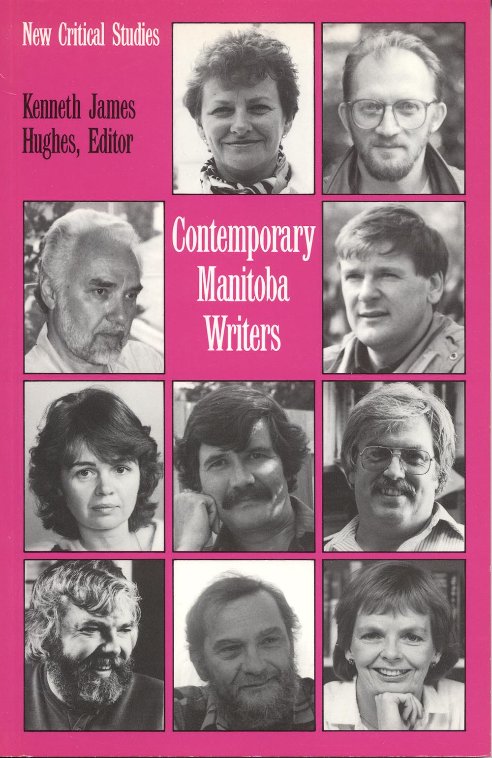 Contemporary Manitoba Writers edited by Kenneth Hughes