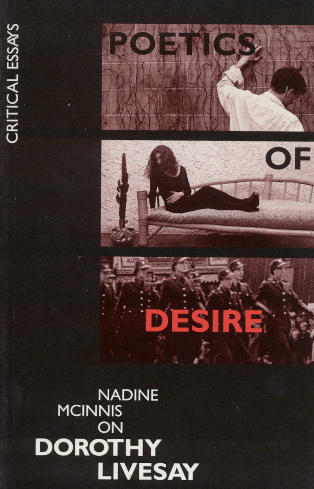 The Poetics of Desire by Nadine McInnis