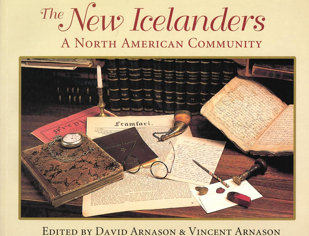 The New Icelanders edited by David Arnason and Vincent Arnason