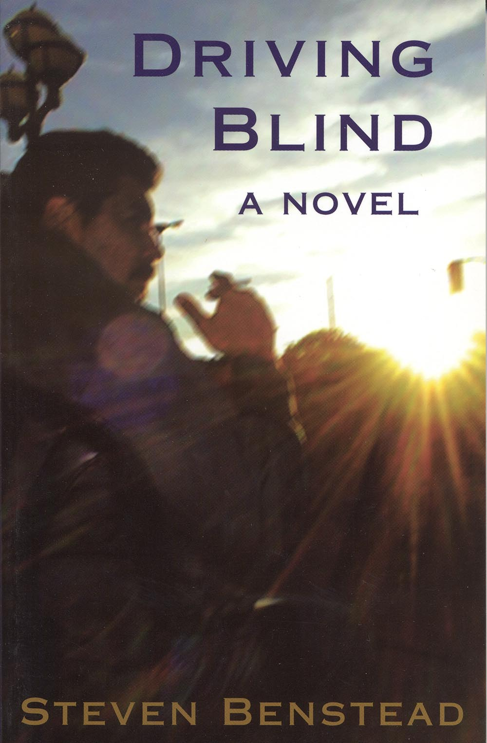 Driving Blind by Steven Benstead