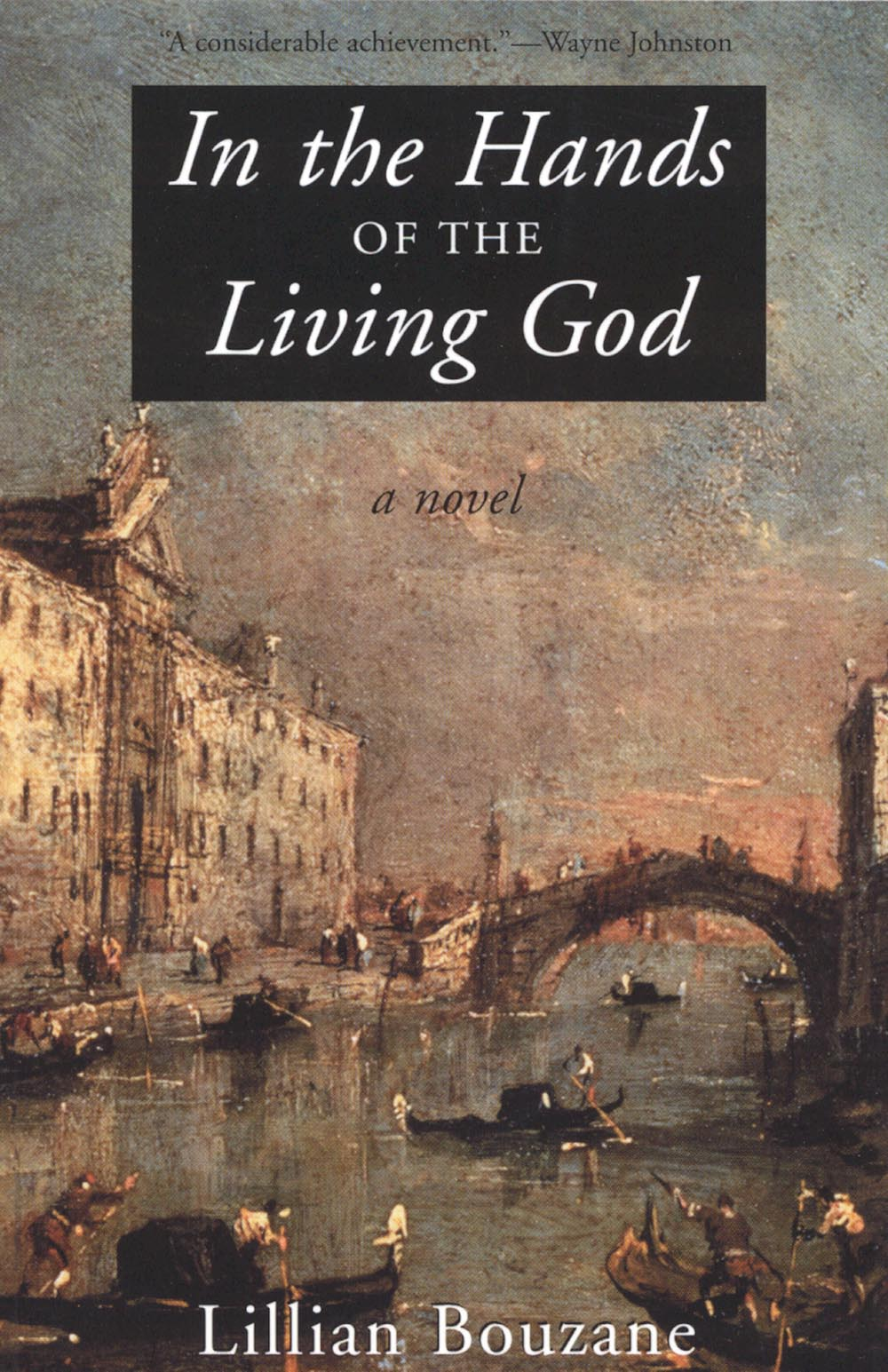 In the Hands of the Living God by Lillian Bouzane