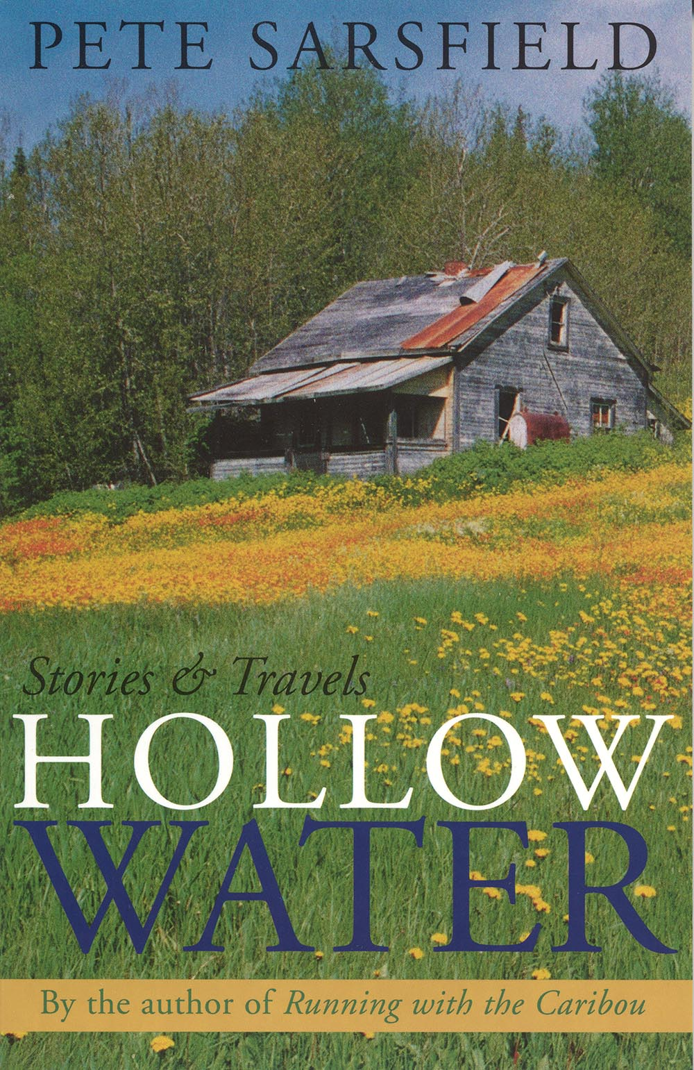 Hollow Water by Pete Sarsfield