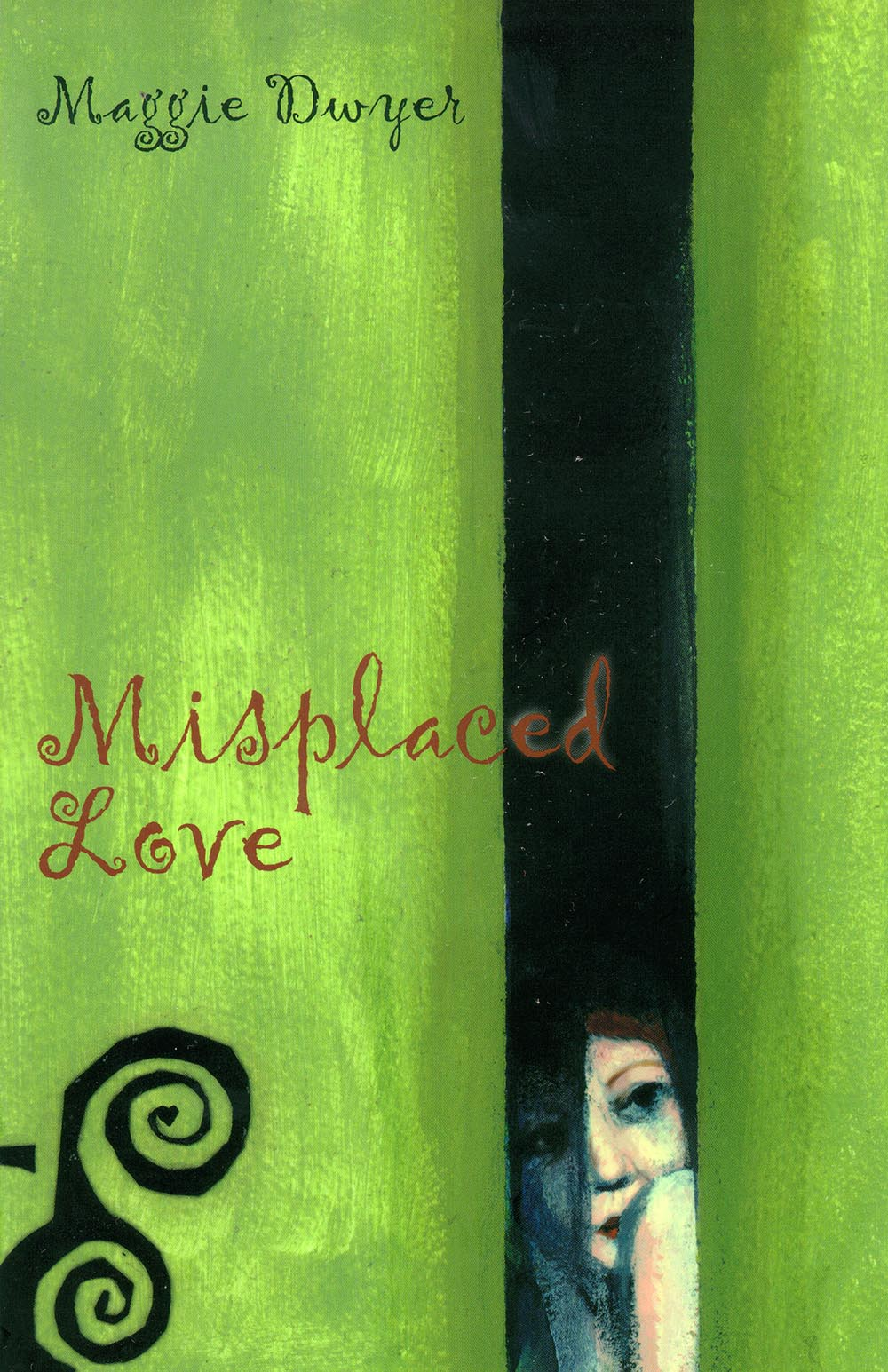 Misplaced Love by Maggie Dwyer