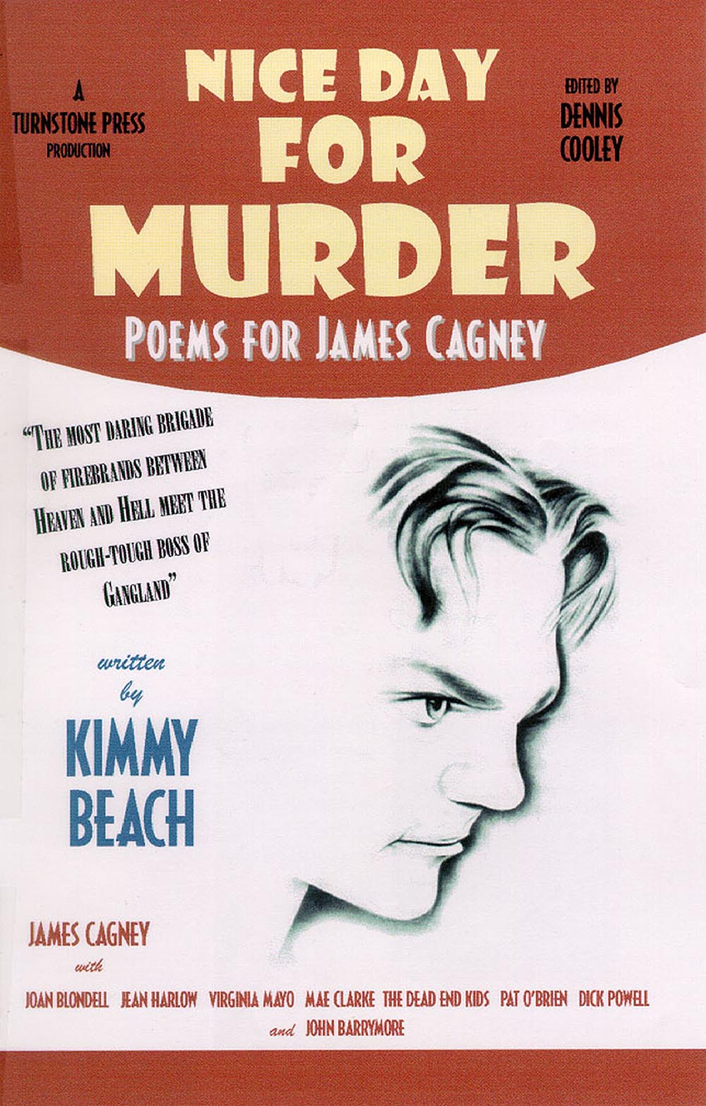 Nice Day for Murder by Kimmy Beach