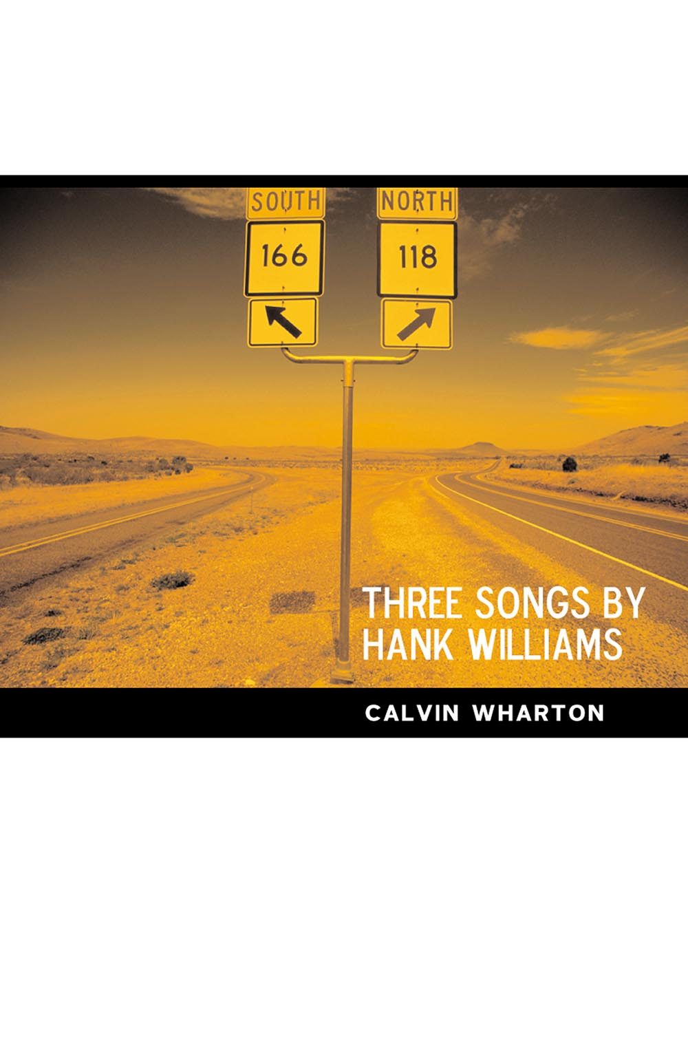 Three Songs by Hank Williams by Calvin Wharton
