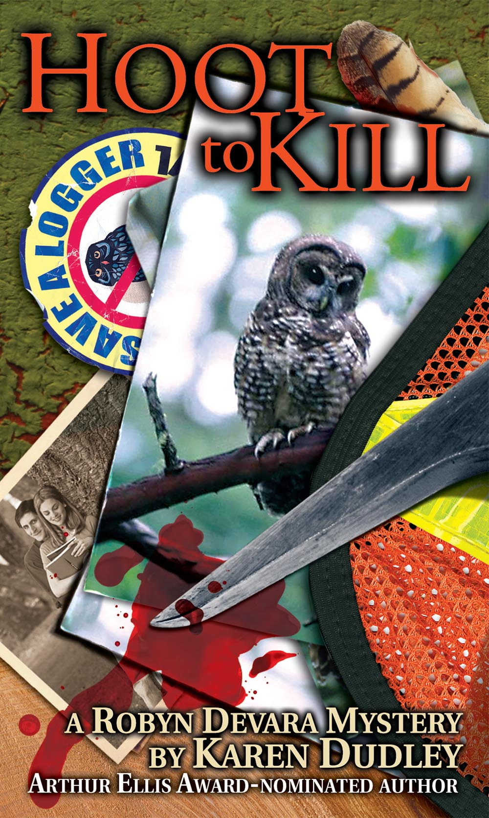 Hoot to Kill by Karen Dudley