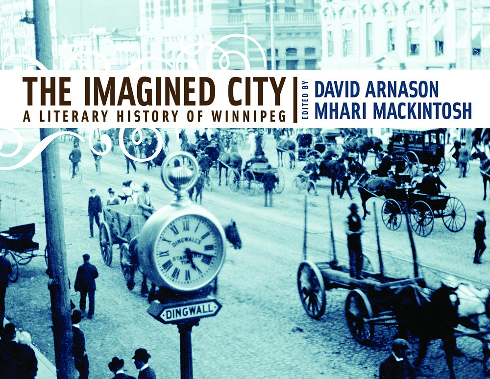 The Imagined City edited by David Arnason and Mhari Mackintosh