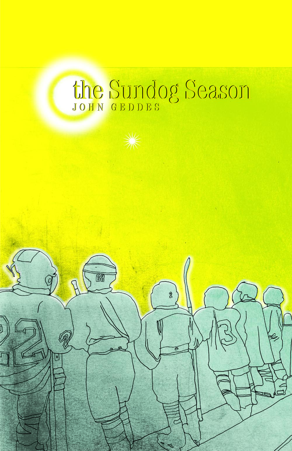 The Sundog Season by John Geddes