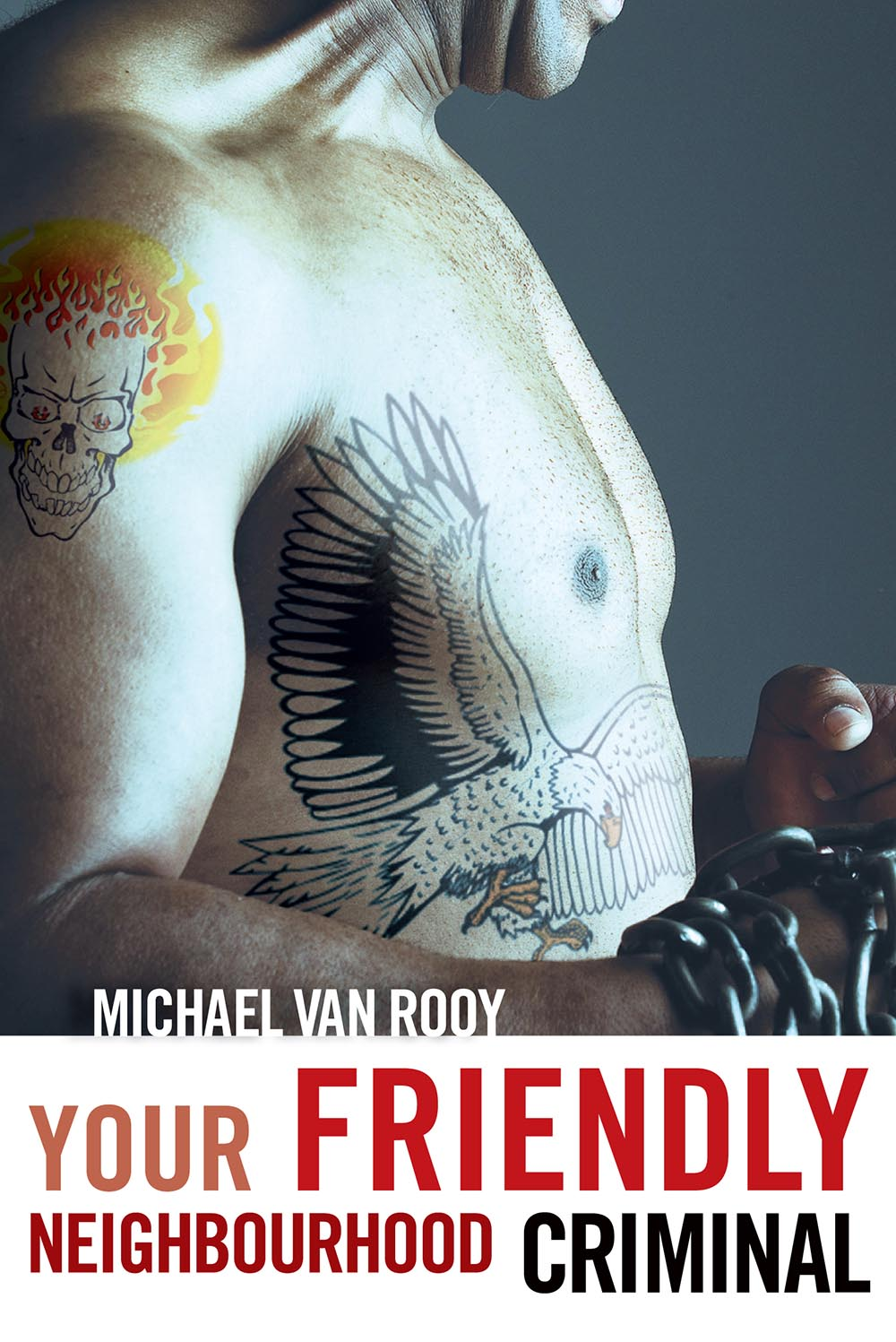 Your Friendly Neighbourhood Criminal by Michael Van Rooy
