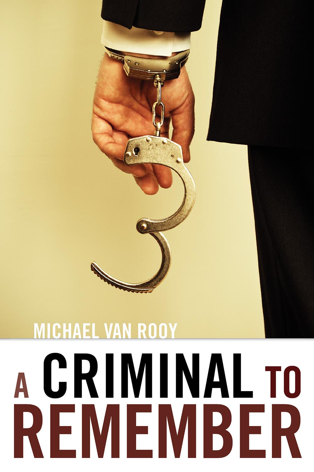 A Criminal to Remember by Michael Van Rooy