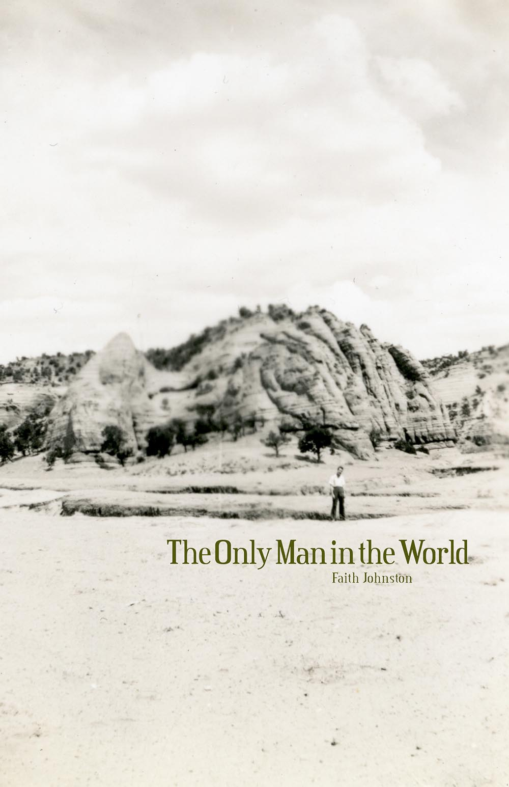 The Only Man in the World by Faith Johnston