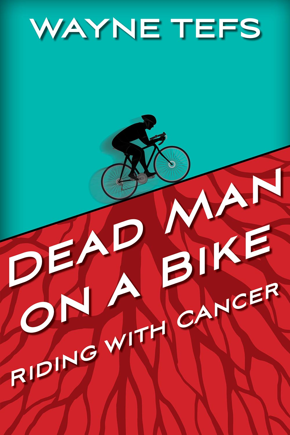 Dead Man on a Bike by Wayne Tefs