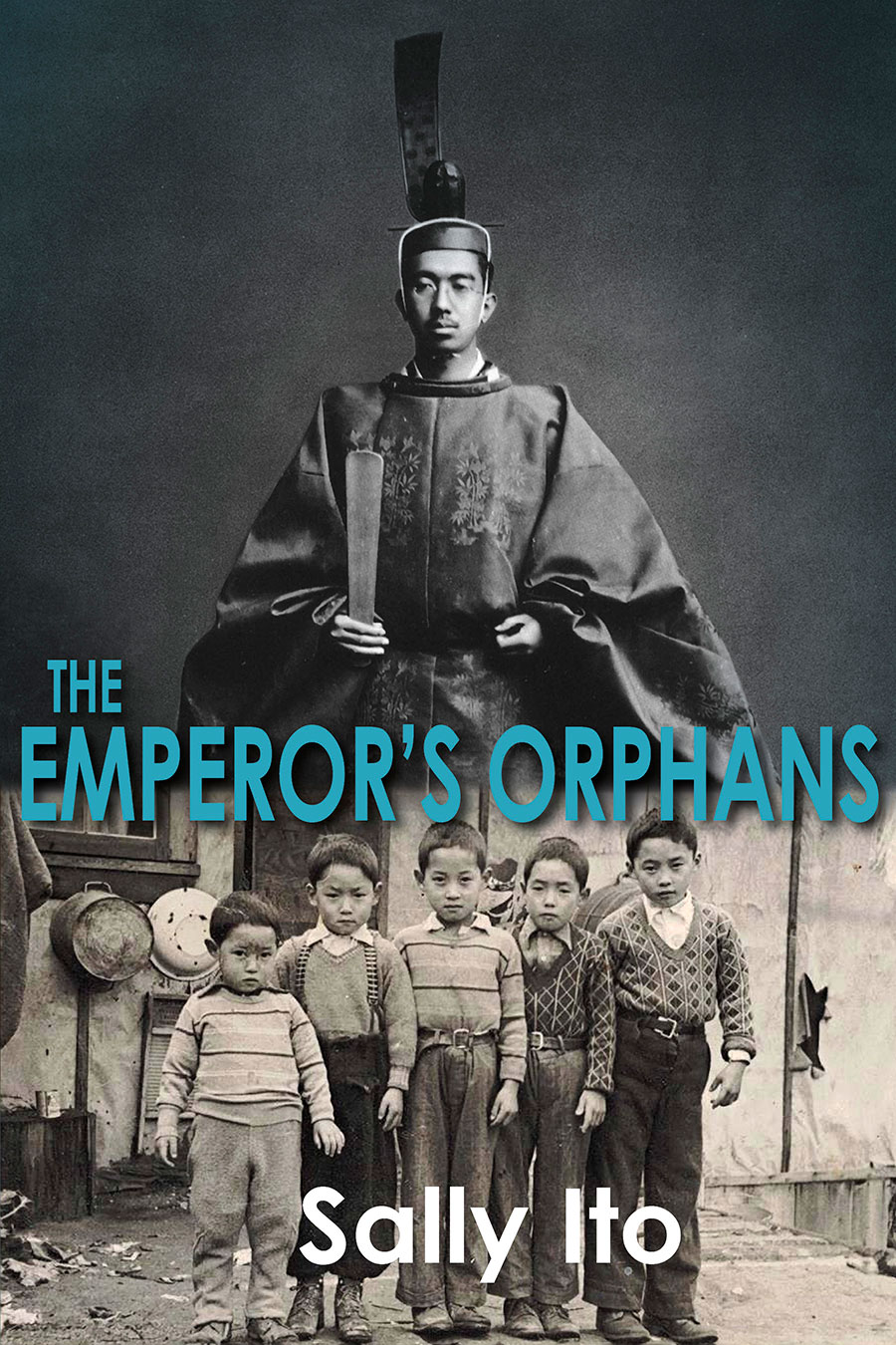 Front cover for The Emperors Orphans