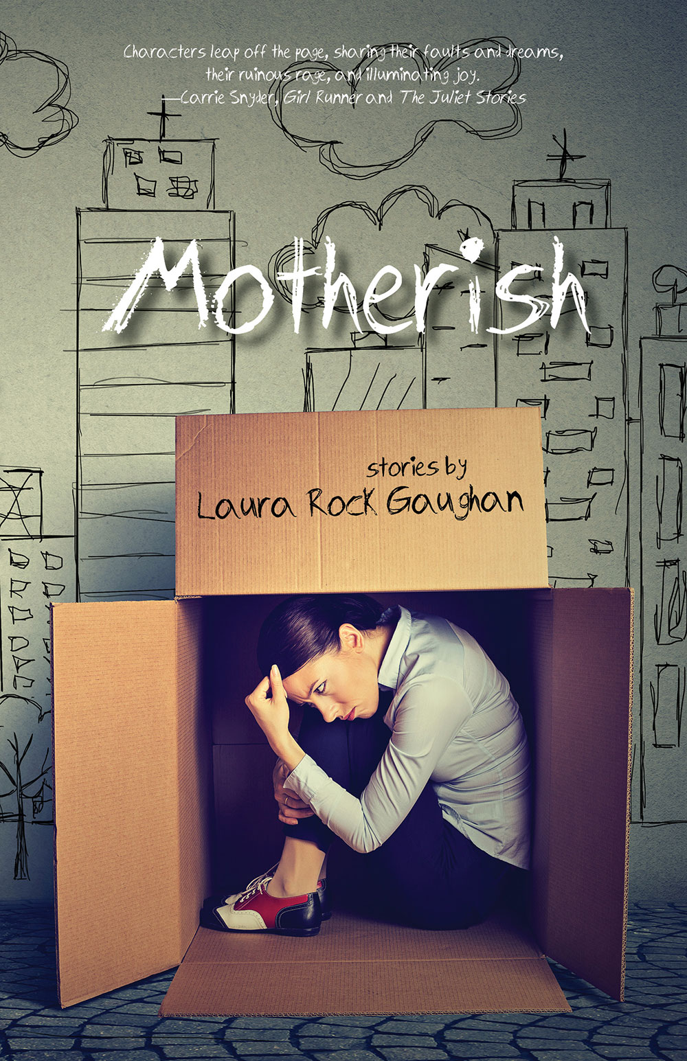 Cover of Motherish by Laura Rock Gaughan