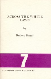 Across the White Lawn by Robert Foster