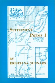 Settlement Poems by Kristjana Gunnars