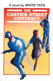 Cartier Street Contract by Wayne Tefs