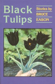 Black Tulips by Bruce Eason