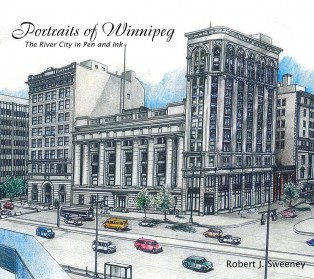 Portraits of Winnipeg by Robert Sweeney